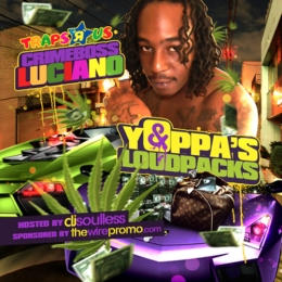 CrimeBoss Luciano - Yoppas and Loudpacks